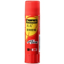 3M 思高 固体胶 5020 20g (红色) 24支/盒