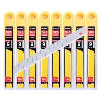 晨光 M&G 小号美工刀刀片 ASS91414 9mm  36盒/包 432盒/箱