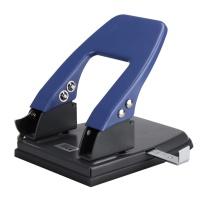 晨光 M&G 双孔打孔机 ABS92648 30张 孔径7mm 孔距80mm (蓝色) 36个/箱