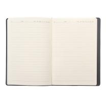 晨光 M&G 雅纹皮本 APYLM488 A5 (黑色) 76页/本