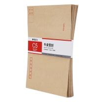 晨光 M&G 牛皮纸信封 AGW98238 7号 229*162mm  30个/包