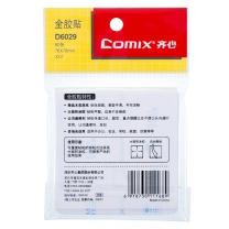 齐心 Comix 便利贴 D6029 76x76mm 80张 (黄色)