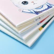 齐心 Comix 缝线软抄本 CFA540-1 A5/40张 12本/套