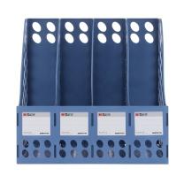 晨光 M&G 四联文件框 ADM94740B (蓝色)