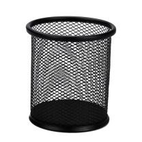 晨光 M&G 金属笔筒 ABT98404 圆形 (黑色)