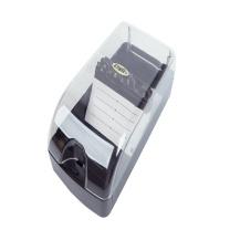 益而高 Eagle 透明名片盒 808M 550名 (黑色) 6个/盒