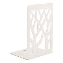 晨光 M&G 树影金属铁书立 ABS91718 6.8英寸 (白色)