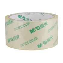 晨光 M&G 超透封箱胶带 AJD97336 48mm*30y  6卷/筒 (单卷售)