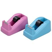 晨光 M&G 小号胶带座 AJD97360 (浅粉色、浅蓝) 72个/箱 (颜色随机)