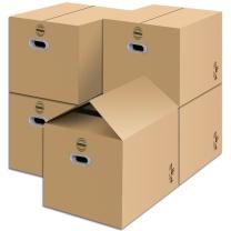 清野の木 纸箱 60*40*50cm 120L  10个/组 带扣手