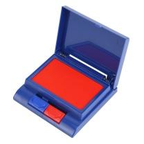 晨光 M&G 双色半自动印台 AYZ97515 (红蓝) 10个/盒 120个/箱