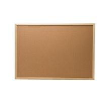 齐富 木框软木板 90120 90*120cm