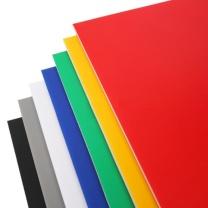 亚展丰泽 KT冷板 120cm*120cm (白色 黑色 红色 蓝色 绿色 灰色 黄色) KT板*1