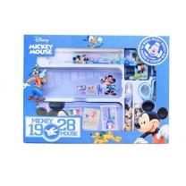 迪士尼 Walt Disney 文具套装礼盒幼儿园学习用具礼物小学生文具用品套装 6105