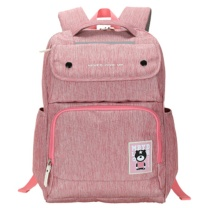卡拉羊 Carany 小学生书包 CX5855 (颜色备注) 韩版学院风大容量男女初、高中生休闲背包