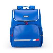 卡拉羊 Carany 小学生书包 CX2745 (颜色备注) 1-3-6年级减负儿童卡通双肩包安全荧光警示休闲背包