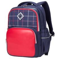 卡拉羊 Carany 小学生书包 CX2754 (颜色备注) 男女孩1-4年级儿童减负韩版学院风休闲背包