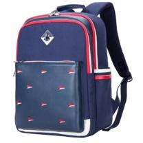 卡拉羊 Carany 小学生书包 CX2751 (颜色备注) 男女孩1-4年级儿童减负韩版学院风休闲背包