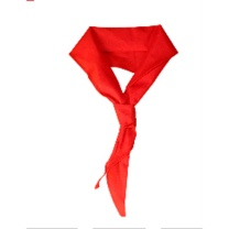国产 标准棉布 中小学生红领巾 1.2米