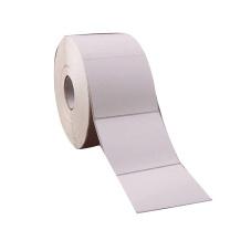 艾利 70*63MM 不干胶标签铜版纸 横版单排 卷芯25mm 白色 600张/卷 1卷装  (DC)(苏州链接)
