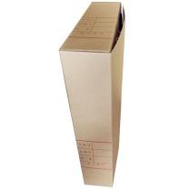 国产 文书科技档案盒 A4 4cm