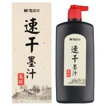 晨光 M&G 速干墨汁 AICW8807 500ml (黑色) 单瓶装