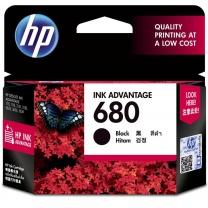 惠普 HP 墨盒 F6V27AA 680号 (黑色)