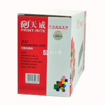 天威 PRINT-RITE 硒鼓 HP-CB436A/CANON-313 TRH354BPEJ/TFH076BPEJ (黑色)