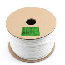 硕方 Supvan 线号机套管 pvc内齿梅花管白色号码管打号管打印机套管Φ1.5平方