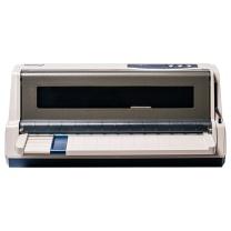 富士通 FUJITSU 106列平推票据针式打印机 DPK850 (24针 最大打印厚度:1.0mm)
