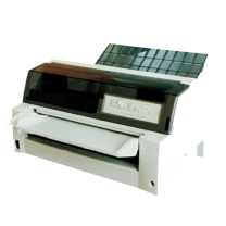 富士通 FUJITSU 136列平推票据针式打印机 DPK7600E