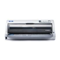 爱普生 EPSON 136列平推票据针式打印机 LQ-2680K  (24针 最大打印厚度:0.84mm)(标配不带数据线)
