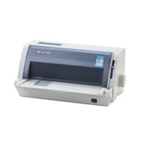 得实 DASCOM 82列高速平推票据针式打印机 DS-1900 (24针 最大打印厚度:1.0mm)(AB)