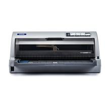 爱普生 EPSON 106列平推票据针式打印机 LQ-106KF  (24针 最大打印厚度:0.84mm)(标配不带数据线)