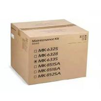 京瓷 Kyocera 显影组件 DV-8550K 0.5KG (黑色)