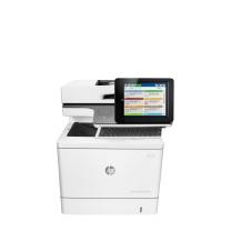 惠普 HP A4彩色激光多功能一体机 LaserJet MFP M577z  (打印、复印、扫描、传真)(标配一年上门保修)