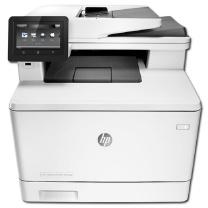惠普 HP A4彩色激光多功能一体机 M477fdw  (打印、复印、扫描、传真)