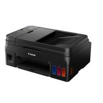 佳能 Canon A4加墨式高容量传真一体机 G4810  (打印 扫描 复印 传真 网络)