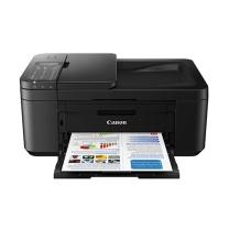 佳能 Canon A4无线智能商务彩色喷墨多功能一体机 PIXMA TR4580  (打印、复印、扫描、传真)
