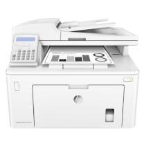 惠普 HP A4黑白激光多功能一体机 LaserJet M227fdn(打印、复印、扫描、传真)