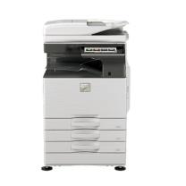 夏普 SHARP 黑白数码复合机A3双面打印复印(含双面送稿器和双纸盒) MX-B5051R