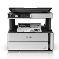 爱普生 EPSON A4黑白墨仓式多功能一体机 M2148  (打印、复印、扫描)