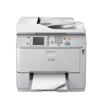 爱普生 EPSON A4高端黑白商用墨仓式多功能一体机 WF-M5693 (打印、复印、扫描、传真)