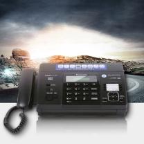松下 Panasonic 热敏纸传真机传真机 KX-FT872CN 129*352*228mm (黑色)