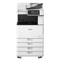 佳能 Canon A3彩色数码复印机 iR-ADV C3525  (双纸盒、双面输稿器、工作台、延长保一年)