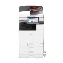 理光 RICOH A3彩色数码复印机 IM C3000 (双纸盒、双面输稿器、工作台)