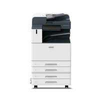 富士施乐 FUJI XEROX A3彩色数码复印机 DC-VII C3373 CPS (四纸盒、双面输稿器、C3小册子装订)