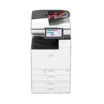 理光 RICOH A3彩色数码复印机 IM C6000 (双纸盒、双面输稿器、工作台)