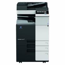 柯尼卡美能达 KONICA MINOLTA 复印机 C308 615×685×779mm  带自动装订功能、排纸处理器