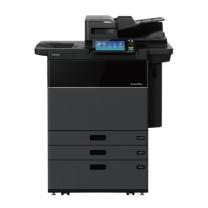 东芝 TOSHIBA A3彩色数码复印机 7506AC (四纸盒、双面同步扫描输稿器、OCR软件)